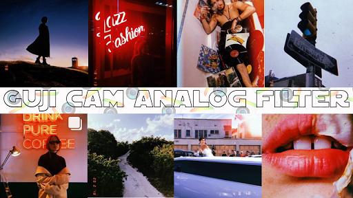 Guji Cam: Analog Film Filter 1.0.0.2 screenshots 2