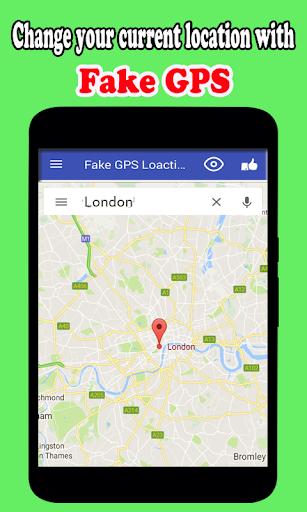 Fake GPS Location Changer 2018  screenshots 3