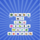 Word Search Books of the Bible