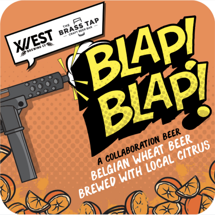 Logo of 12 West Blap! Blap!
