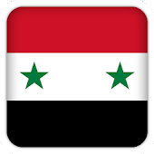 Selfie with Syria flag