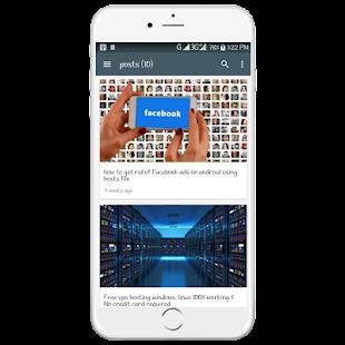 TechWebSter - náhled