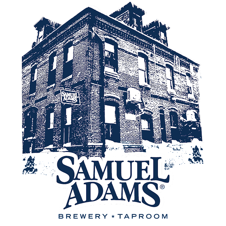 Logo for Samuel Adams Boston Brewery Tap Room