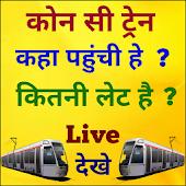 Tải Train running status live miễn phí