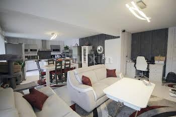 Appartement 4 pièces 84,29 m2