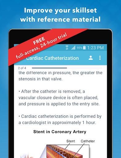 Nursing Clinical Mastery screenshot 8