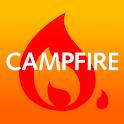 Campfire icon