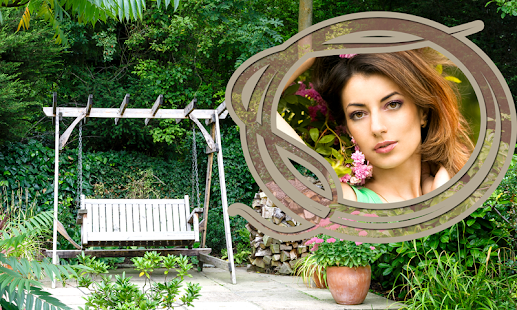 Garden foto rámečky - náhled
