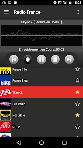 RADIO FRANCE screenshot 4