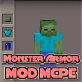 Tải Monster Armor MOD MCPE miễn phí