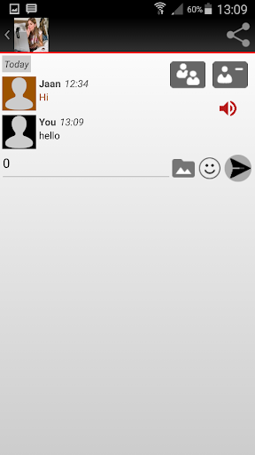 Stranger chat rooms app (apk) free download for Android/PC/Windows screenshot