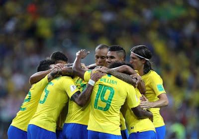 Le Brésil passe ses nerfs sur le Honduras avant la Copa America