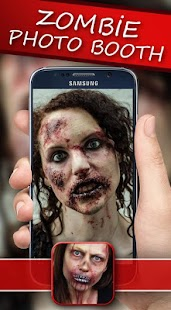 Zombie Camera Effects - náhled