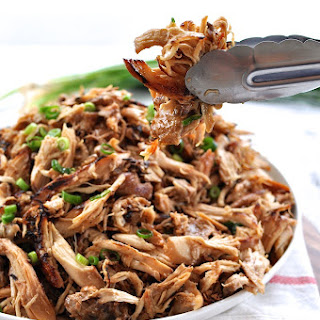 Chinese Shredded Chicken Sauce Recipes.