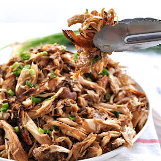 Chinese Shredded Chicken Recipes.
