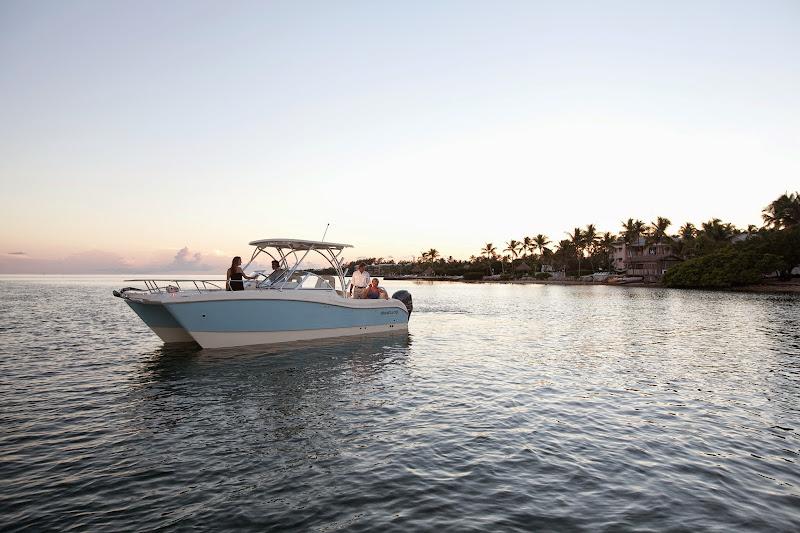 Photo: Cruising off the Florida Keys