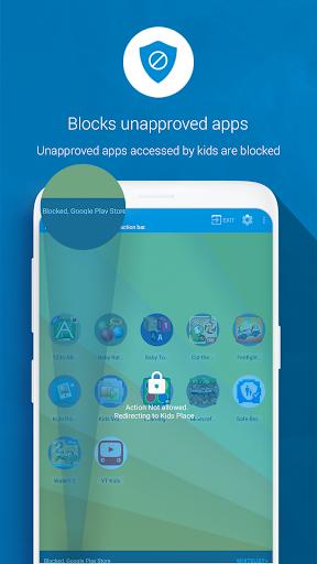 Kids Place - Parental Control 3.4.1 screenshots 4