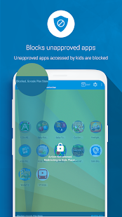 Kids Place - Control Parental y Bloqueo Infantil Screenshot