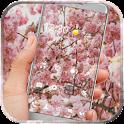 Pink Sakura Flower Wallpaper icon