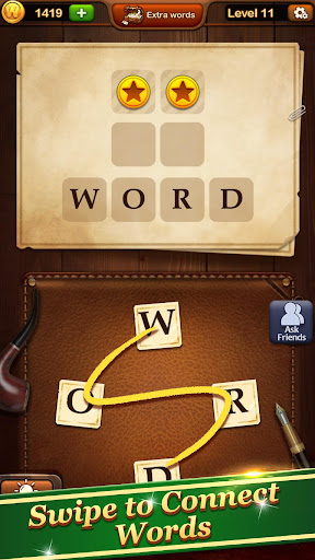 Word Game (Word Master) - Word Warp, Whirly Word 2.01.00 screenshots 1