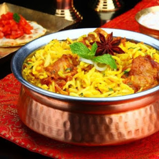 BEST BIRYANI IN INDIA.