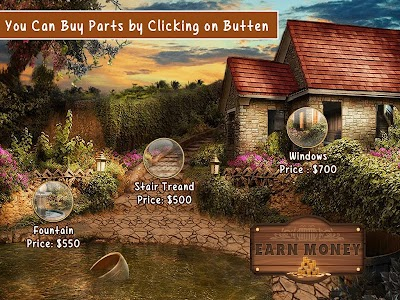 Dream House Hidden Object Game screenshot 17