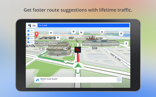 Offline Maps & Navigation for PC