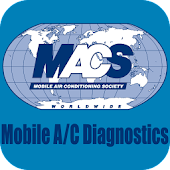 MACS Mobile A/C Diagnostics