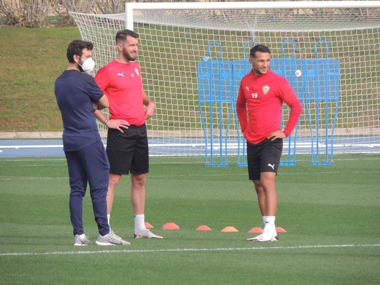 Peybernes y Joao Carvalho hicieron trabajo de campo.