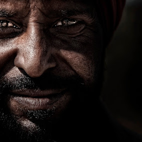 Indian by Czarro Ann - People Portraits of Men