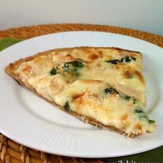 Alfredo Sauce Pizza Recipes.