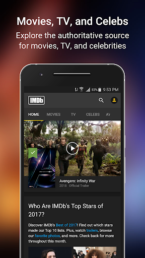 IMDb Movies & TV 7.4.1.107410100 screenshots 2