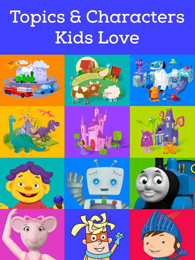 Speakaboos: Stories for Kids- screenshot