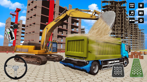 City Construction Simulator: Forklift Truck Game modavailable screenshots 21