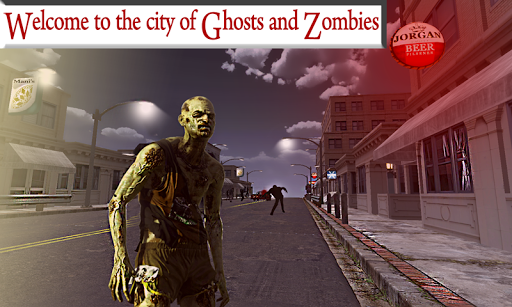 Zombies Town: Moscow Russia