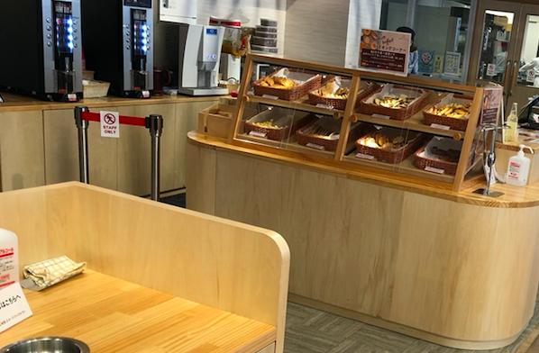 ちぼりカフェのクッキーバイキング