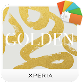 XPERIA™ Golden Theme