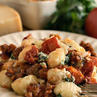 Italian Pork Gnocchi Recipes