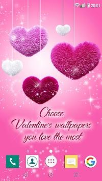 valentine live wallpaper love background images poster