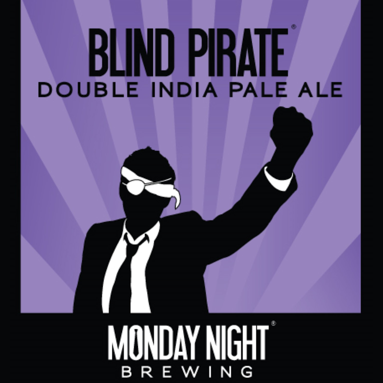 Logo of Monday Night Blind Pirate