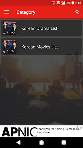 Korean Drama - Drama & Movies(English Subtitle) app (apk
