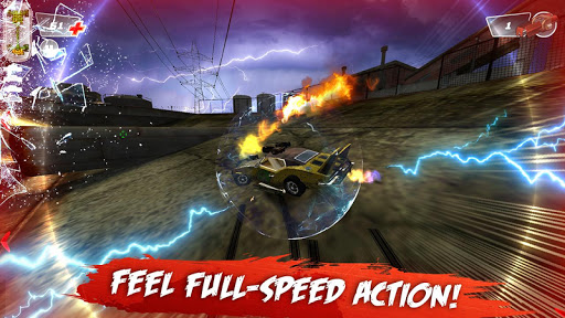 Death Tour -  Racing Action Game 1.0.37 screenshots 5