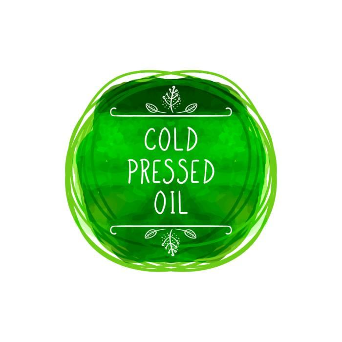 Use Cold Pressed Oils