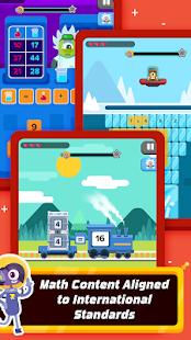 Zapzapmath: K-6 Math Games - náhled