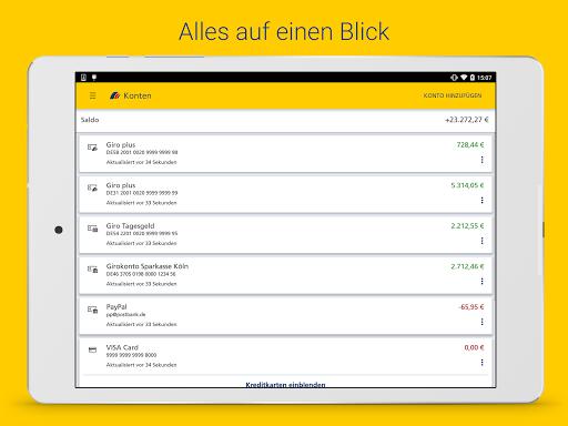 Postbank Finanzassistent  screenshots 11