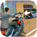 New York Car Gangster: Grand Action Simulator Game icon