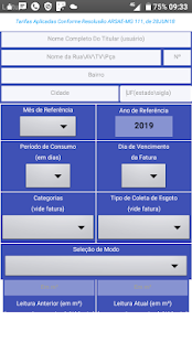 Download Simulador de Fatura - Água For PC Windows and Mac apk screenshot 1