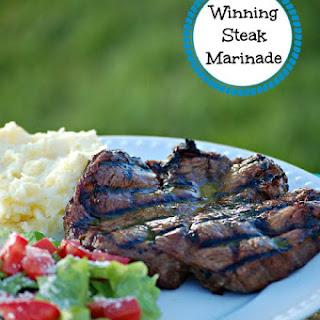 Winning Steak Marinade