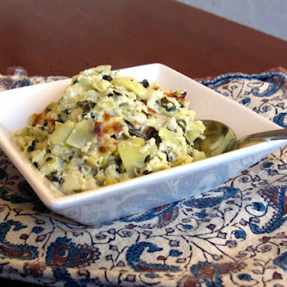 Passover Spinach Artichoke Dip.