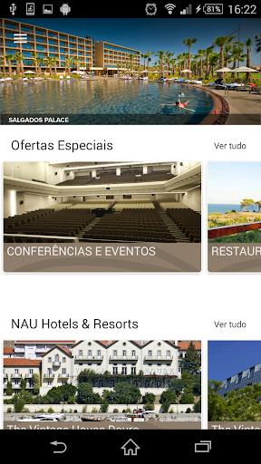 NAU Hotels Resorts